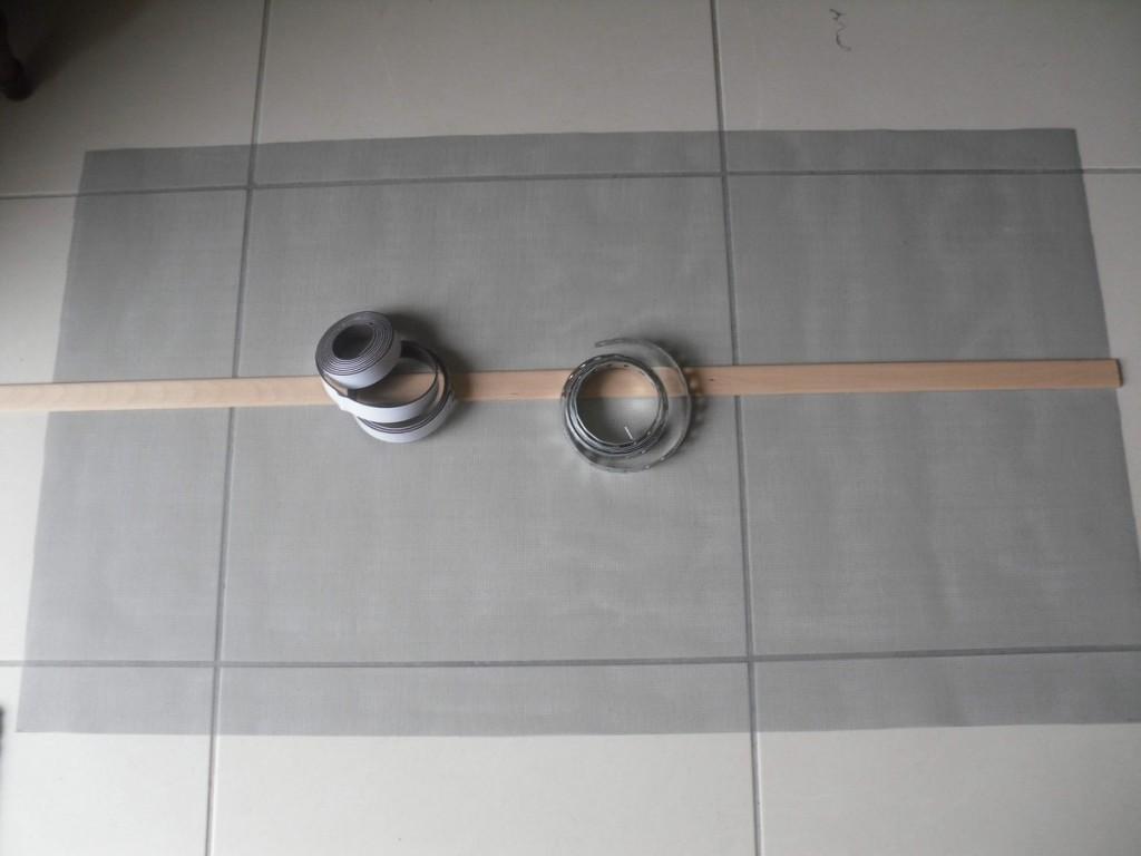 Montage Moustiquaire Fabrication Maison Forum Eriba